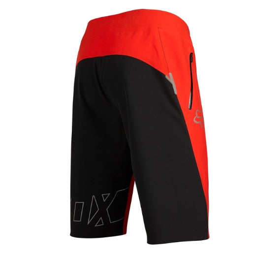 Fox Racing Mountain Bike Downpour Short [Red/Black] 36-Misc-The Gear Attic