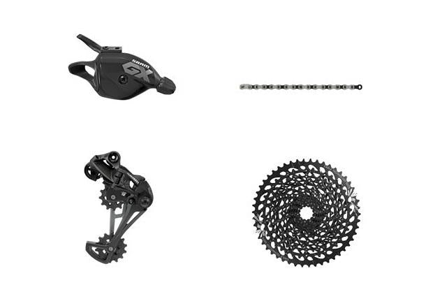 SRAM GX Eagle 12 Speed 4 Piece Mountain Bike Groupset w/o Crankset
