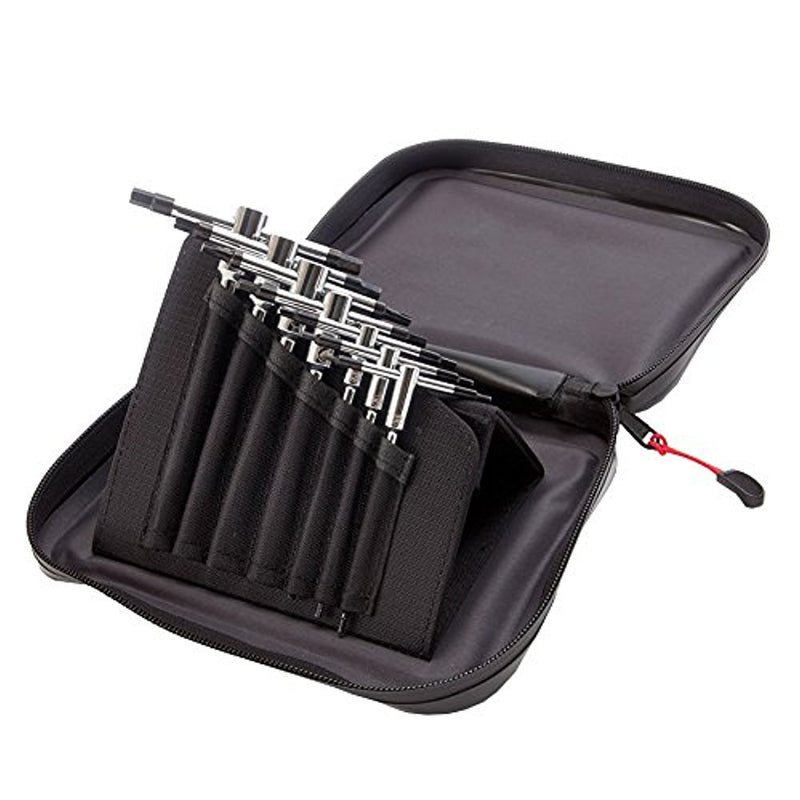 Feedback Sports Bicycle T-Handle Hex and Torx Tool Kit-Sporting Goods > Cycling > Bicycle Maintenance & Tools > Tools-The Gear Attic