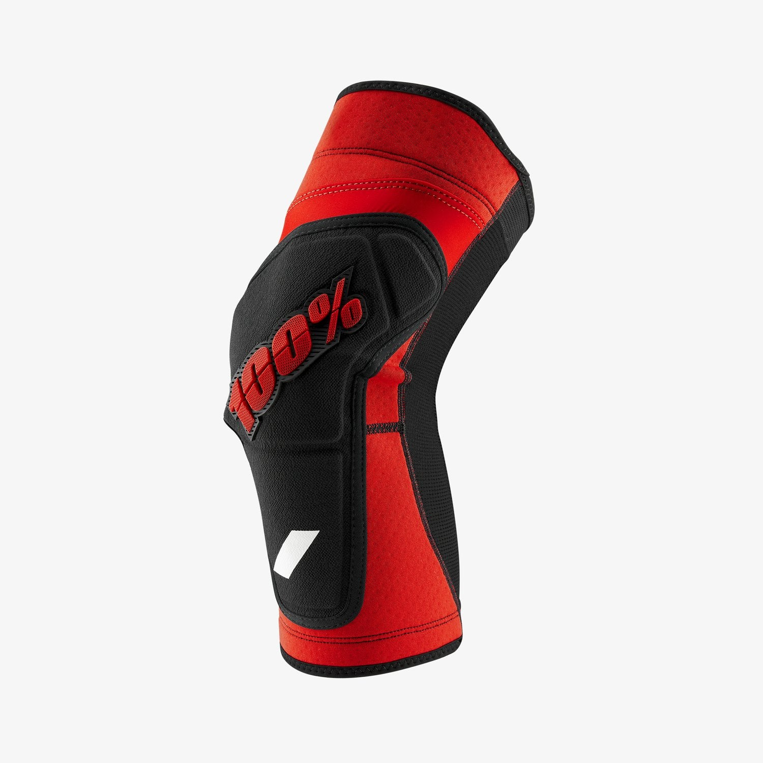 Ride 100% RIDECAMP Knee Guards/Pads, Color: Red/Black- Size SM