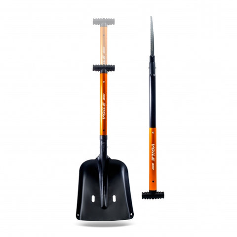 Voile T Wood Avalanche Shovel