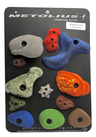 Metolius Greatest Hits Bouldering Set 12 Pack