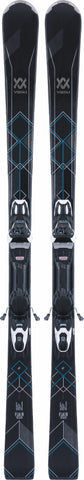 Volkl Womens Flair 76 Elite Ski With Motion2 Bindings