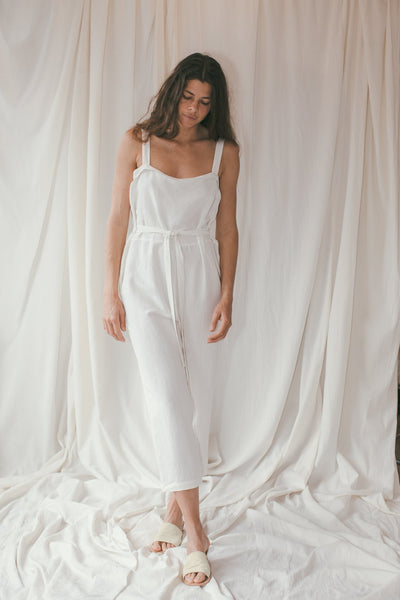 Ozma Alicante Jumpsuit Natural new arrivals pas mal nyc greenpoint brooklyn williamsburg boutique independent fashion lifestyle concept store