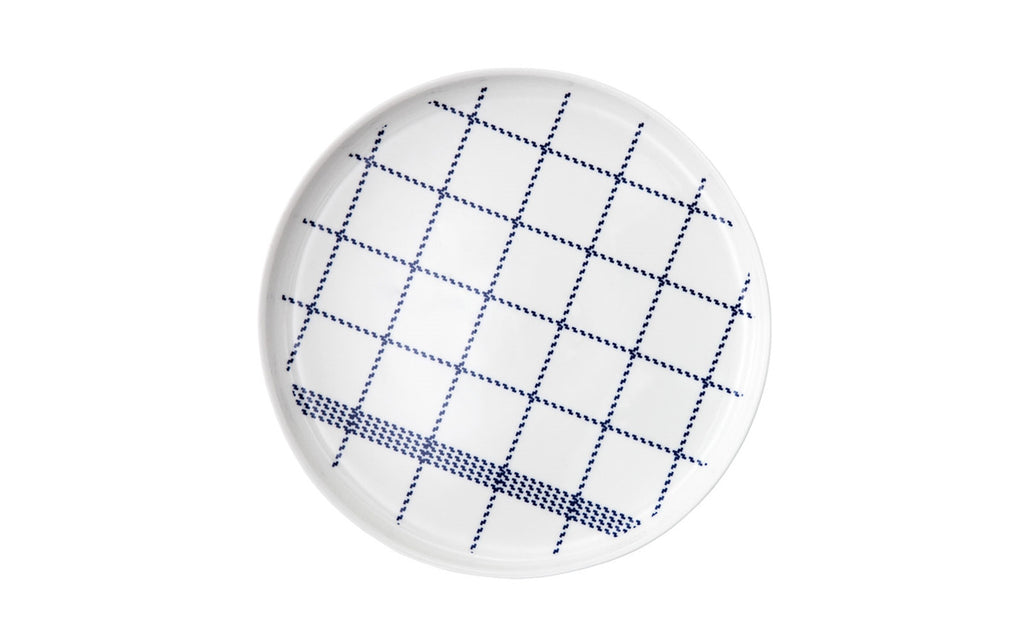 Normann Copenhagen, Mormor Blue Plate, Large, home, kitchenware, pas mal, nyc, greenpoint, brooklyn, boutique, shopping