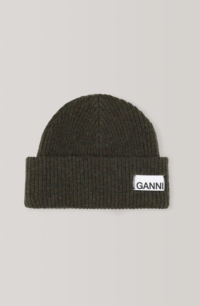 Ganni Knit Hat Kalamata new arrivals pas mal nyc greenpoint brooklyn williamsburg boutique independent fashion lifestyle concept store fall19 winter19