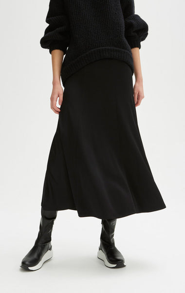 Rodebjer Inec Skirt Black new arrivals pas mal nyc greenpoint brooklyn williamsburg boutique independent fashion lifestyle concept store fall19 winter19