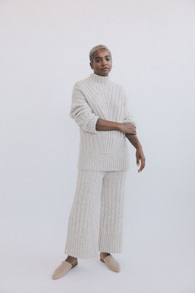 Kordal Emmy Jumpsuit Fog Grey new arrivals pas mal nyc greenpoint brooklyn williamsburg boutique independent fashion lifestyle concept store fall19 winter19