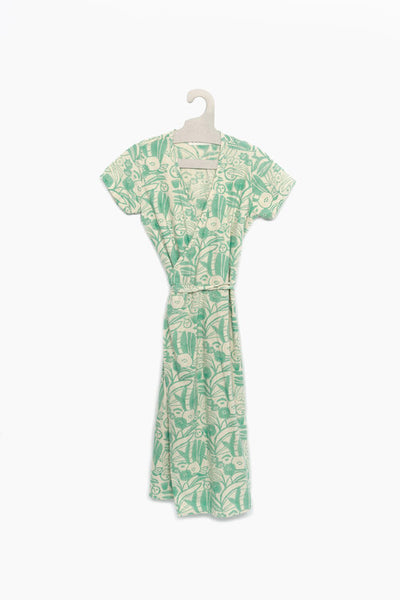 PO-EM Ode Dress - Camo Cotton