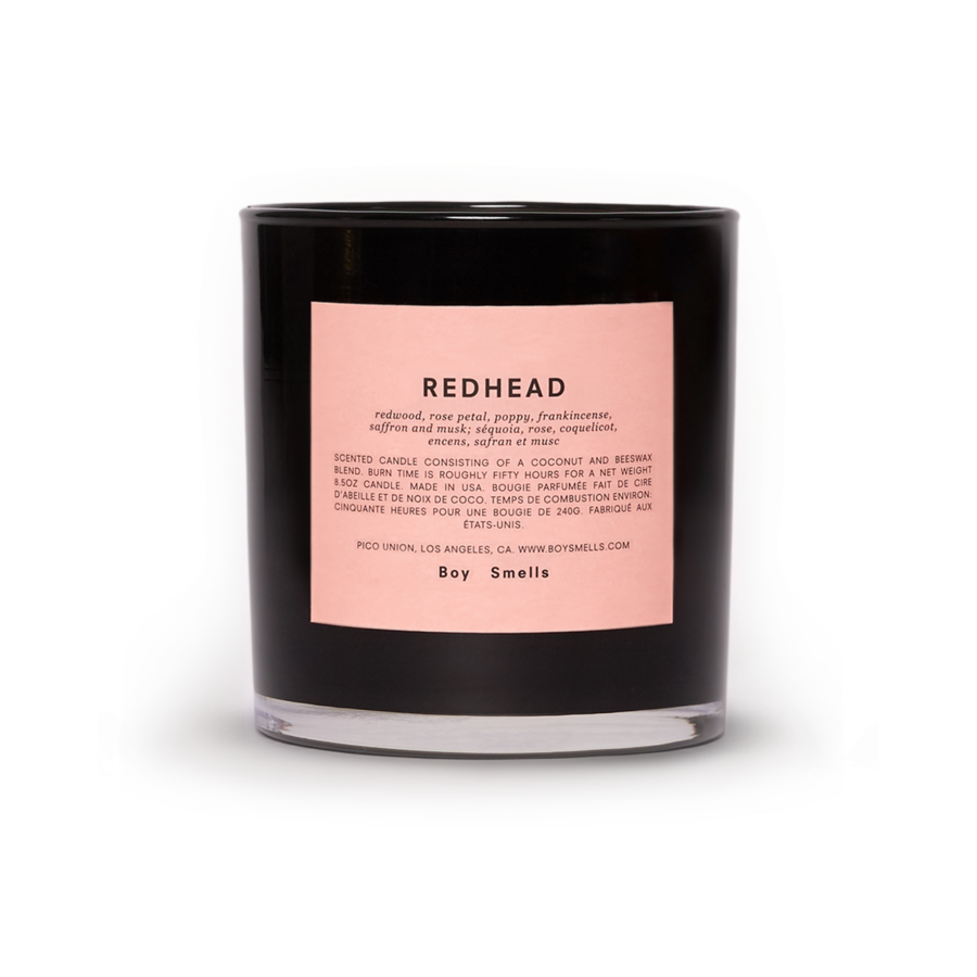 Boy Smells Redhead Candle pas mal nyc greenpoint brooklyn williamsburg boutique independent fashion lifestyle concept store