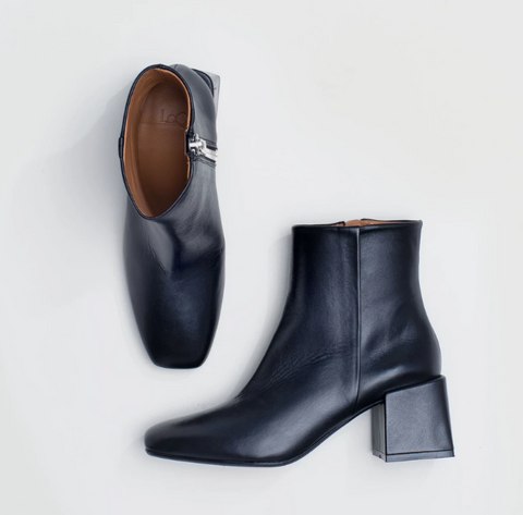 LOQ Lazaro Booties - Black