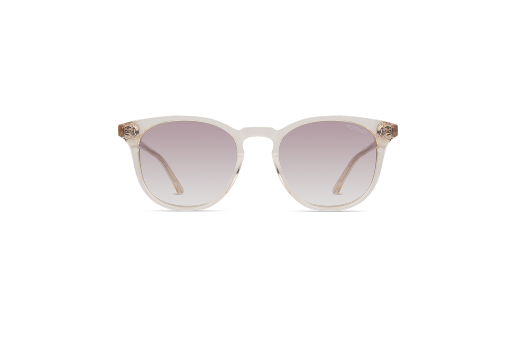 Komono Beaumont Sunglasses - Nude