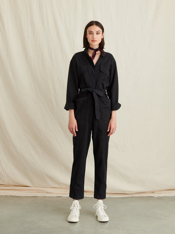Alex Mill Expedition Jumpsuit - Black