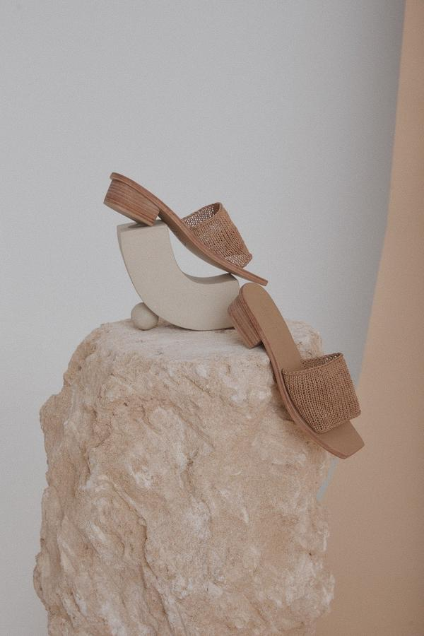 St. Agni Celina Sandal Tan new arrivals, pas mal, nyc, greenpoint, brooklyn, williamsburg, boutique, independent, fashion, lifestyle, concept store, fall19, winter19
