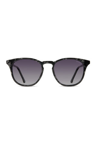 Komono Beaumont Sunglasses - Black Marble