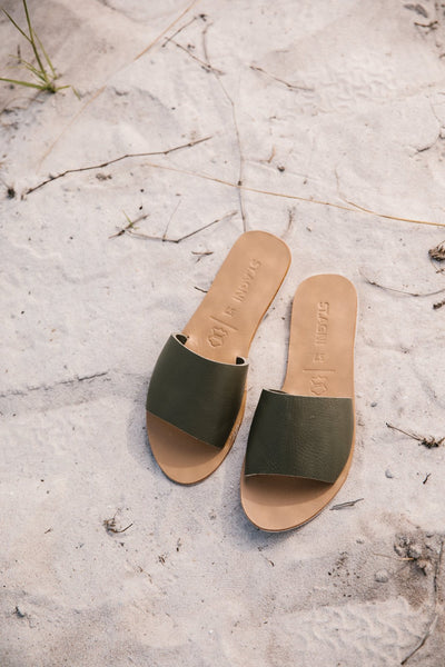 st agni shoes aiko army brooklyn new york greenpoint leather slide boutique fashion street style independent concept lifestyle store pas mal nyc