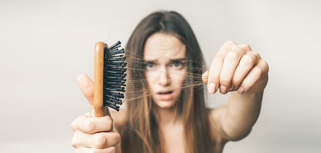 Beat Autumn Hair Loss with these top 3 tips!