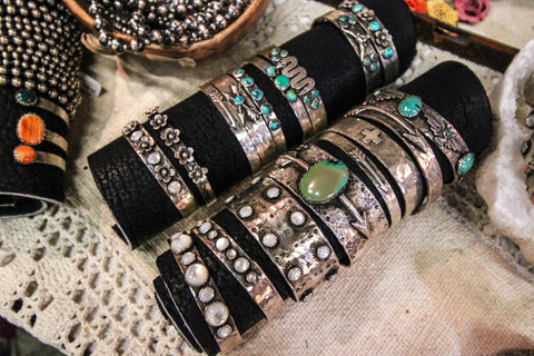 Richard Schmidt Jewelry | Sterling Silver Jewelry | Turquoise | The Scarab