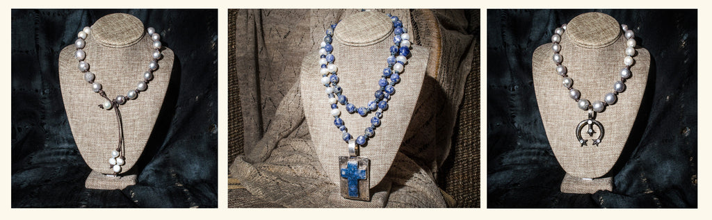 Richard Schmidt Jewelry & 2 Chicas Pearls | The Scarab Tribe Finds