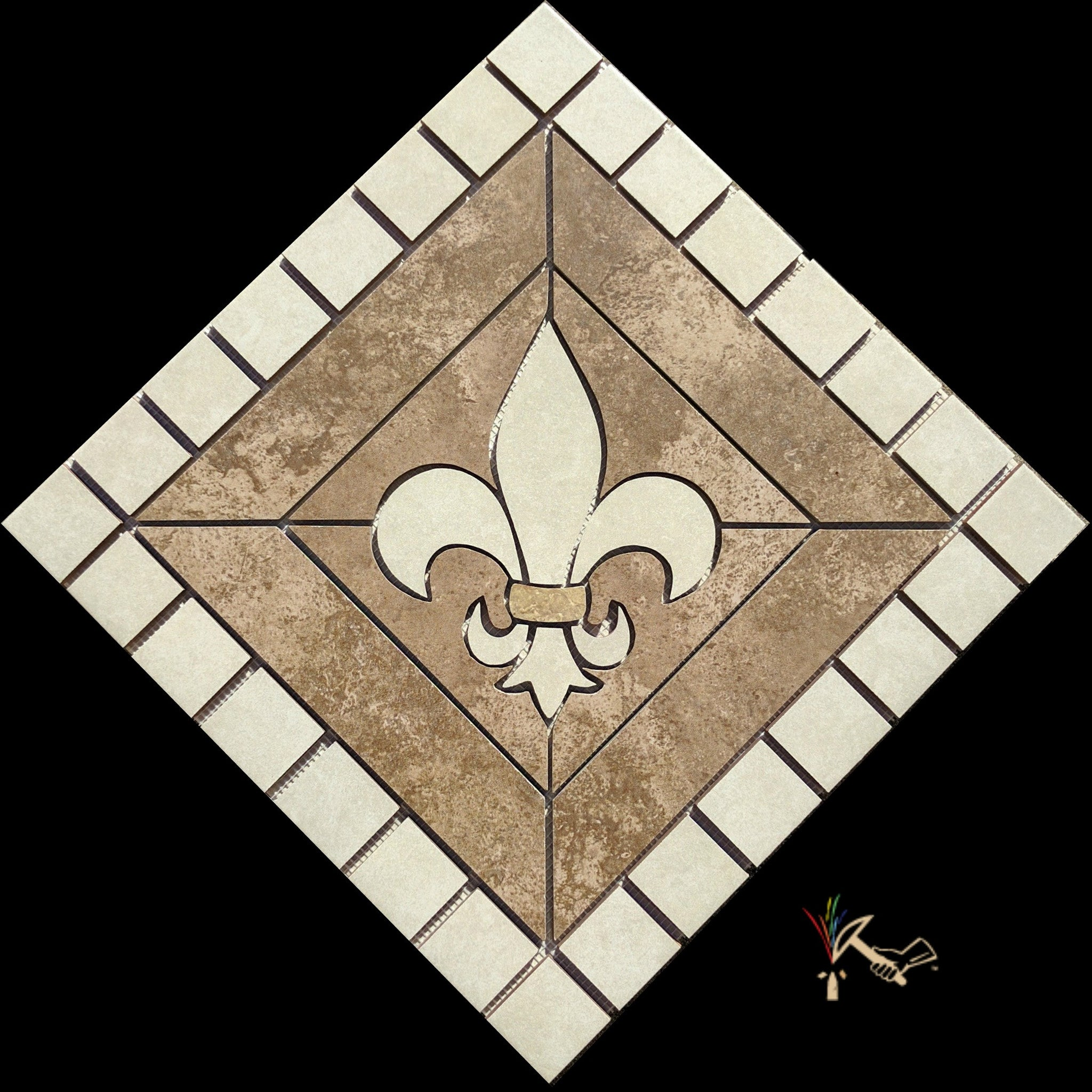 Made To Order Allow 2 To 3 Weeks 18 Quot Fleur De Lis