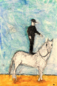 Man on a Horse