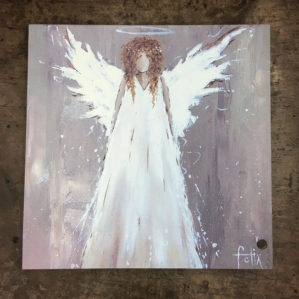 White Angel 36x36