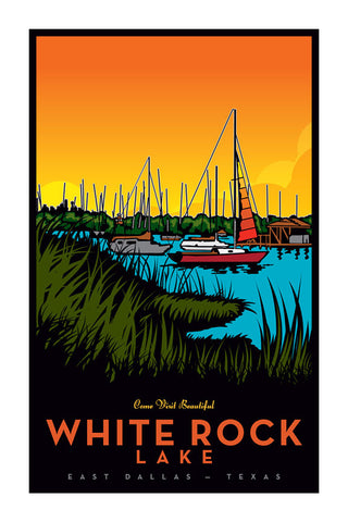 White Rock Lake Boats