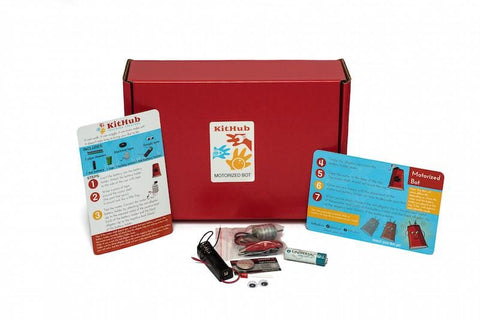 Classroom Motorized ArtBot Kit - KitHub Shop