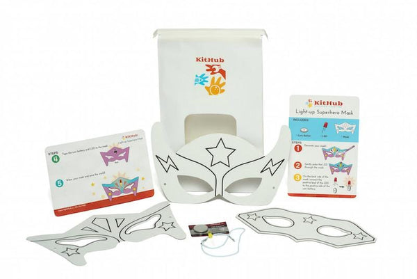Light-up Mask Classroom Set - KitHub Shop