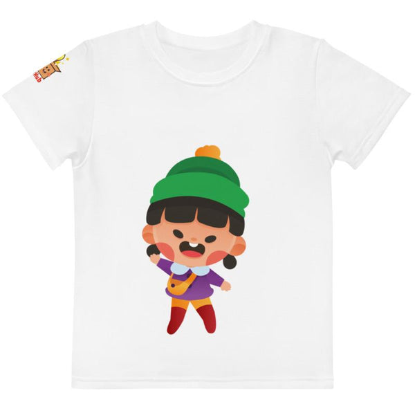 Winter Adventure Kids T-Shirt - KitHub Shop