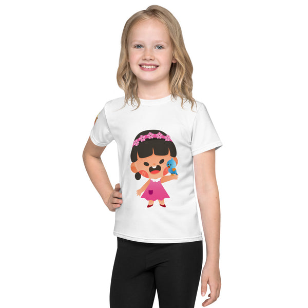 Spring Has Sprung Kids T-Shirt