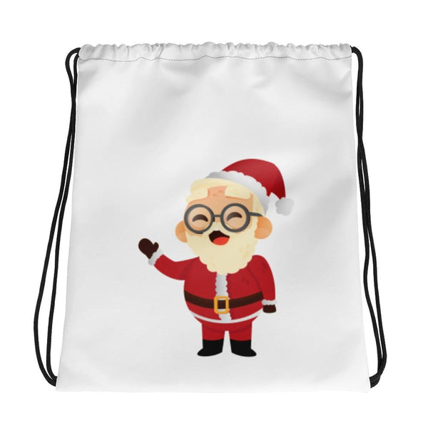 Santa Drawstring Bag - KitHub Shop