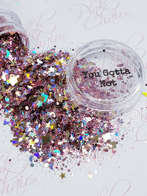 You Gotta Not ... Glitter (128)