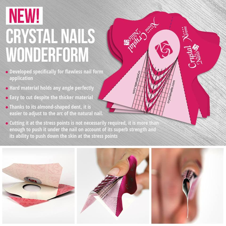 Wonder Form by Crystal Nails - thePINKchair nail studio