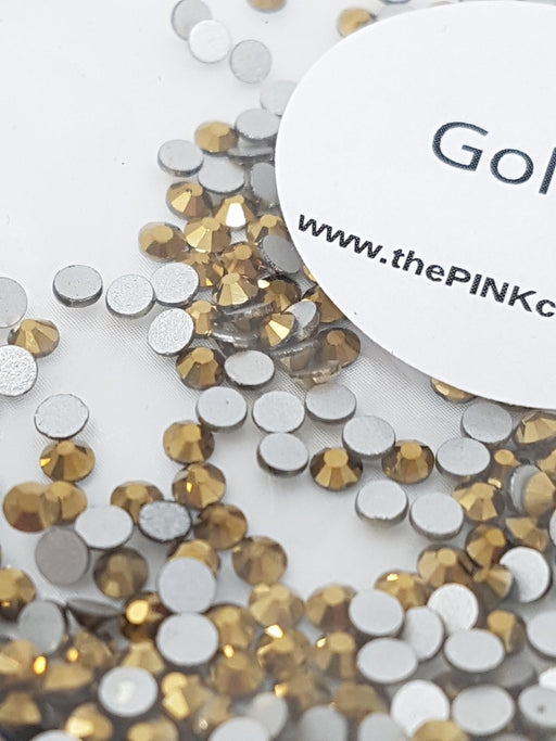ss10 Gold - thePINKchair nail studio