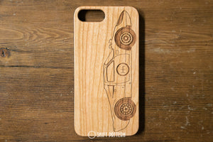 GTS • Engraved iPhone Case