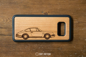 NINE OH 1 • Engraved Samsung Case