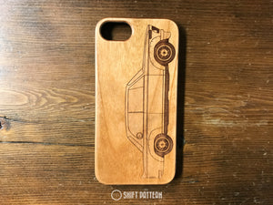 OH 2 • Engraved iPhone Case