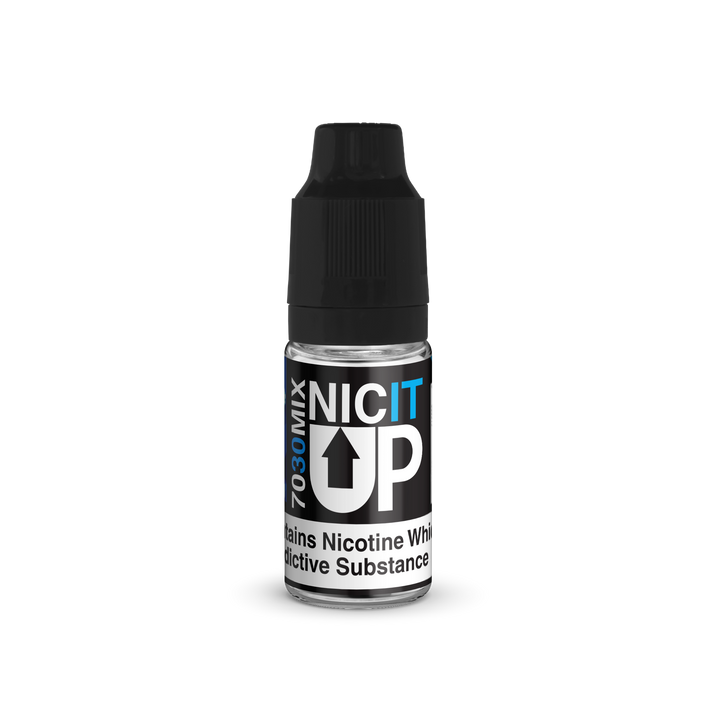 NICIT UP 18mg VG/PG: 70/30 nicotine shot (TPD Compliant)