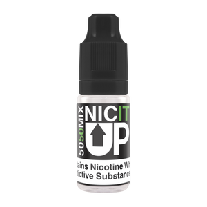 NICIT UP 18mg VG/PG:50/50 nicotine shot (TPD Compliant)