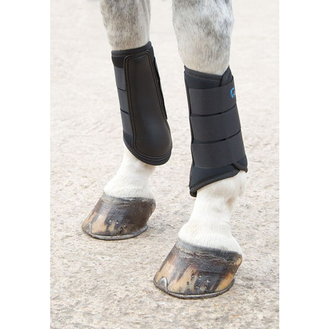 shires arma black brushing boots 170a