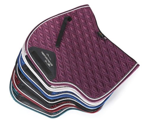 5275 shires Performance Euro Cut Luxe Saddlecloth