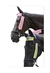 hyviz bridle set , pink , yellow or orange