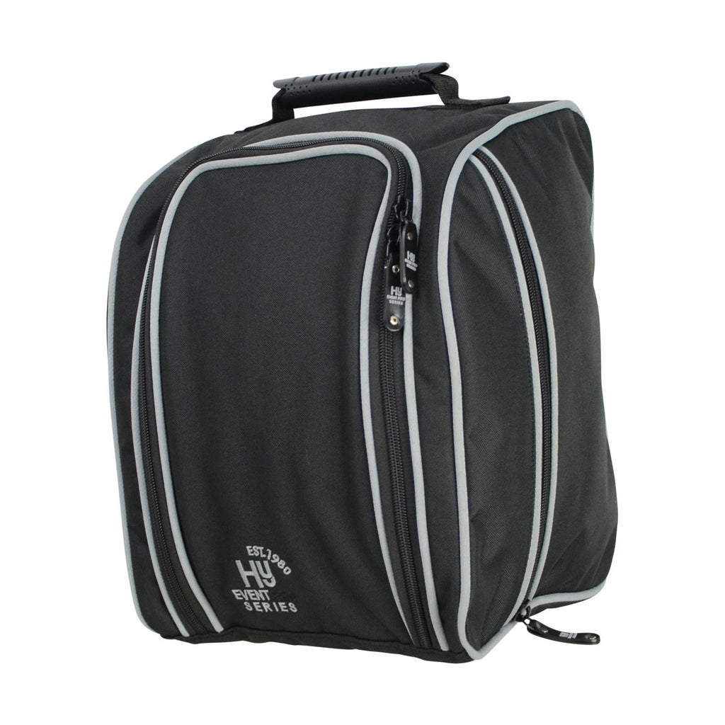 Hy Event Pro Series Helmet Bag black/charcoal