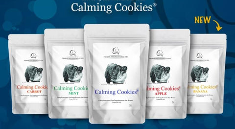 Calming cookies 10 pack £11.99 5 different choices