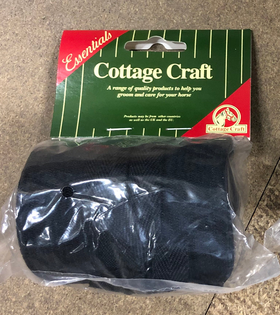 Cottage craft tail bandage black