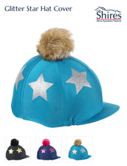 829 Glitter Star Hat Cover