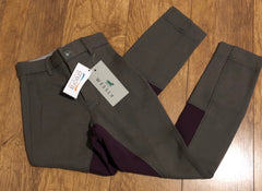 Shires Wessex maids two tone jodhpurs 2 pairs for £15 trade clearance all sales are final