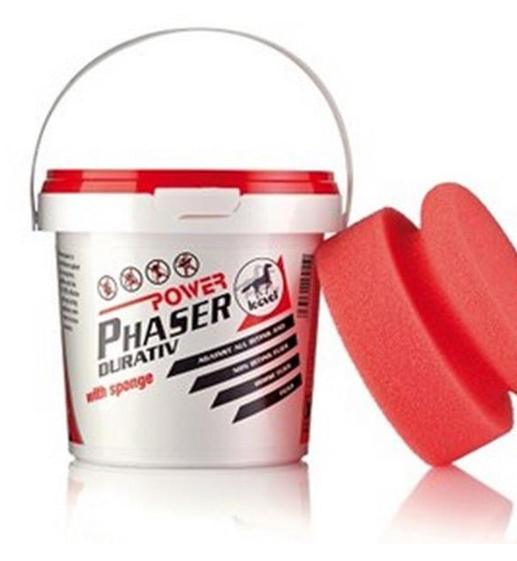 Leovet power phaser gel with sponge 500ml