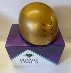 Charles Owen Pro 2 hat Gold only £55 each TRADE SALE